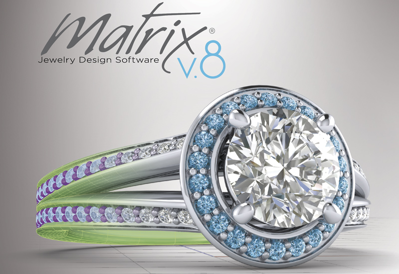 Matrix 8 Intro Video Jewelry CAD Design Software