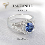 Tanzanite Ring USA