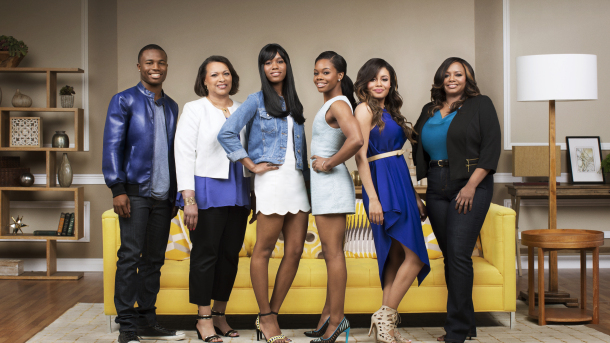 Gabby Douglas Host Family