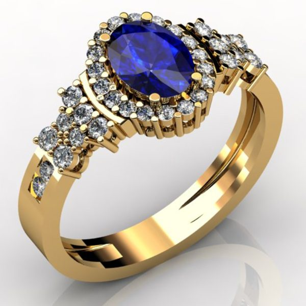 oval-tanzanite-ring