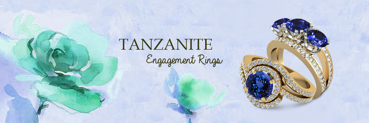 Tanzanite-Engagement-Rings |